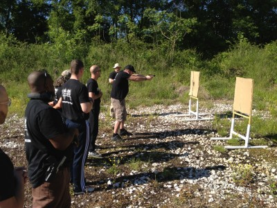 Luke Holloway shooting