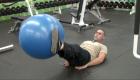 Gym ball Raw Combat Fintess